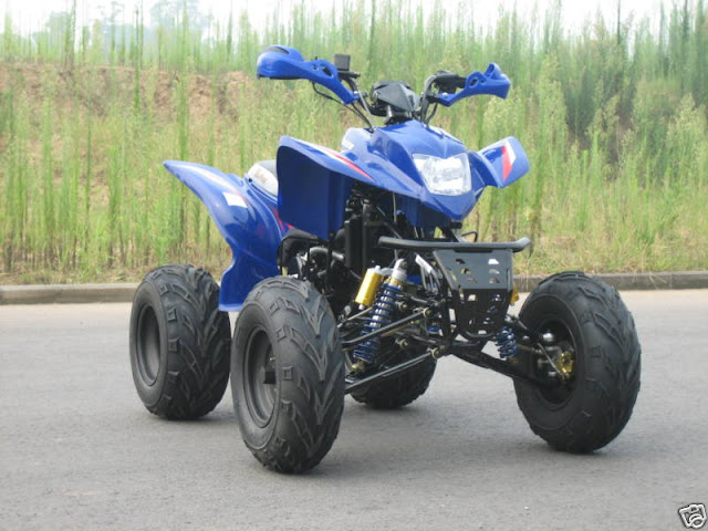 250cc Watercooled Sports Quad Bike
