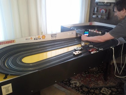 Slot Cars Lap Counter - screenshot