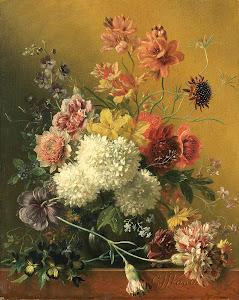 RIJKS: Georgius Jacobus Johannes van Os: painting 1861