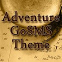 GoSMS Adventure Theme icon