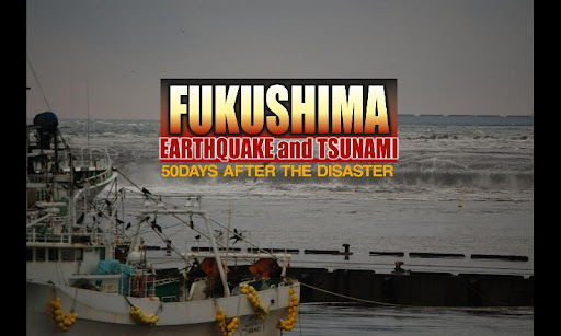 Fukushima Earthquake Tsunami