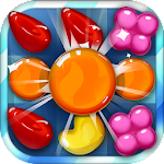 Sweet Gummy Match 3 Game 3.0 Apk