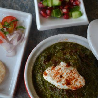 Indian Spinach Mustard Greens Recipes