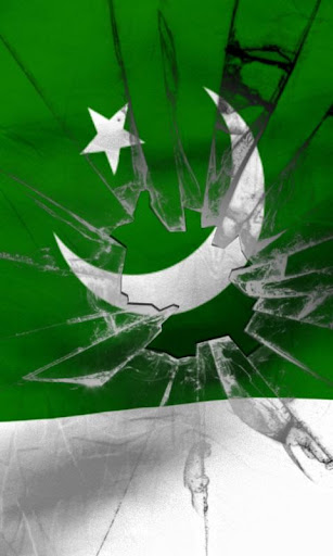 Pakistan flag live wallpaper