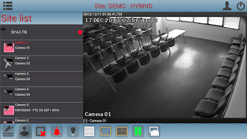 Screenshot of DigiEye