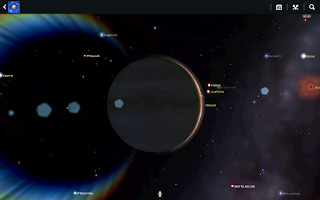 Screenshot of Star Chart Infinite