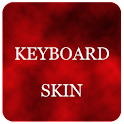 Red Foggy Keyboard Skin icon