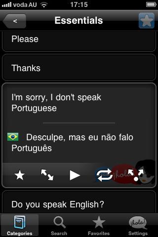 Lingopal葡萄牙語(巴西)