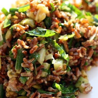 Camargue Red Rice Salad