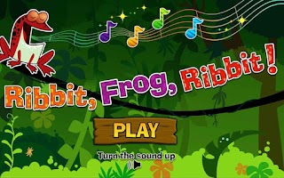 Screenshot of TVOKids Ribbit Frog Ribbit