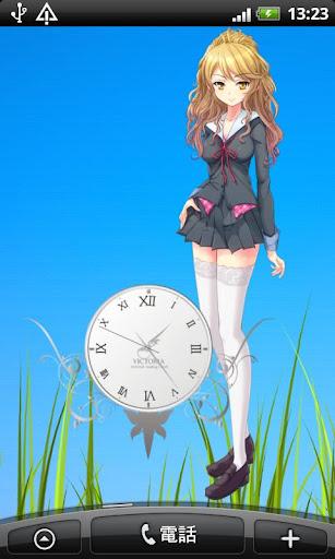 Suzuki Clock