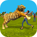 Game Tiger Rampage Simulator 3D apk for kindle fire