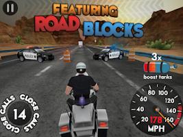 Screenshot of Highway Rider