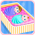 Game Newborn twins girls games APK for Windows Phone