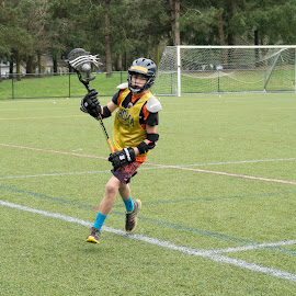 by James Boorn - Sports & Fitness Lacrosse