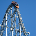 Top 10 Roller Coasters Asia icon
