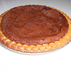 Extremely Rich Brownie Pie