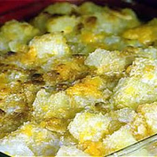 Pineapple Casserole II