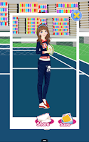 Screenshot of Dress Up - Sports!