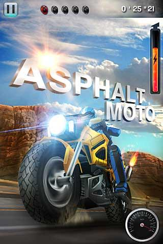 Asphalt Moto Screenshot 0