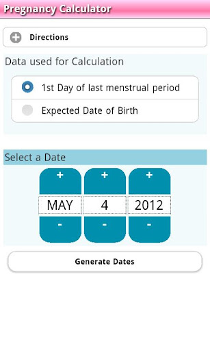 Pregnancy Calculator ENv7D
