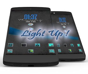 Light Up icons pack - screenshot