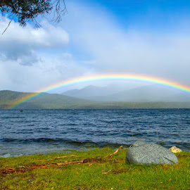 Rainbow by Zaenal Arifin - News & Events Weather & Storms