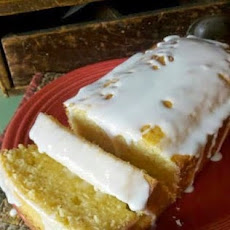Starbuck's Lemon Loaf