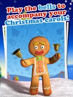 Screenshot of Talking Gingerbread Man Free