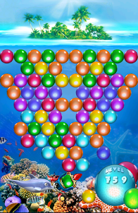 Download Dolphin Bubble Shooter APK on PC