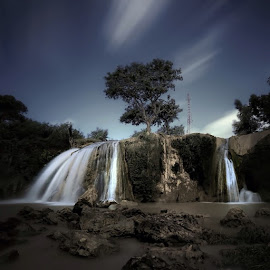 toroan waterfalls, Madura by 777aan Aan - Instagram & Mobile iPhone