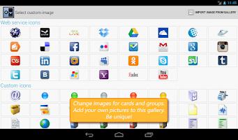 Screenshot of Secure Vault Lite