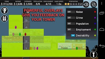 Screenshot of Droid Towers