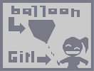 Thumbnail of the map 'BALLOON  GURL'
