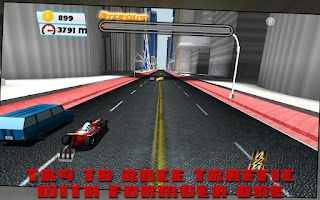 Screenshot of Extreme Car Traffic Racing 3D