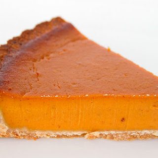 No Bake Pumpkin Pie With Graham Cracker Crust Recipes