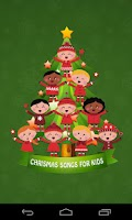 Screenshot of Christmas Songs for Kids