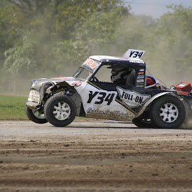 Autograss UK by Paul Rogers - Sports & Fitness Motorsports ( autograss, york )
