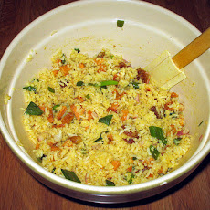 Summer Curry Rice Salad