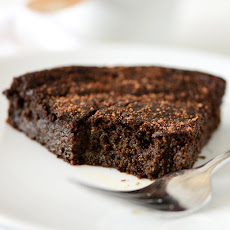 Fudgy Gluten Free Chocolate Cake