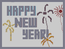 Thumbnail of the map 'New Years!'