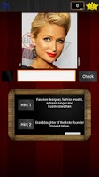 Screenshot of Celebs Quiz - Who is that?