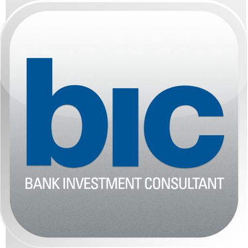 Bank Investment Consultant LOGO-APP點子