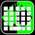 四角キーボードのV2(ベータ版) icon
