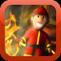 KidSkool: Fireman icon