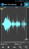 Screenshot of iringtone - cắt nhạc chuông