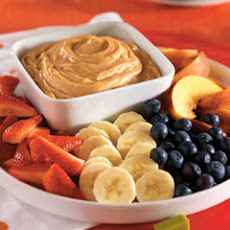 Ben's Best Peanut Butter 'n Yogurt Dip