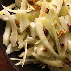 Shaved Fennel and Pistachio Salad Recipe