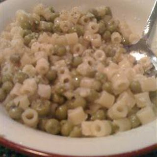 Italian Peas And Macaroni Soup Recipes