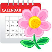App Woman diary (calendar) version 2015 APK